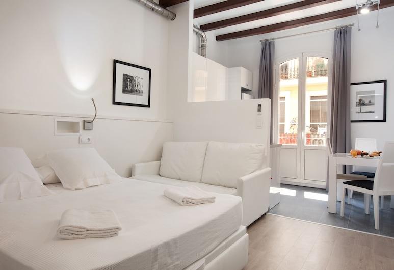 Barnapartments Basic Gracia, Barselona, Studija, Kambarys