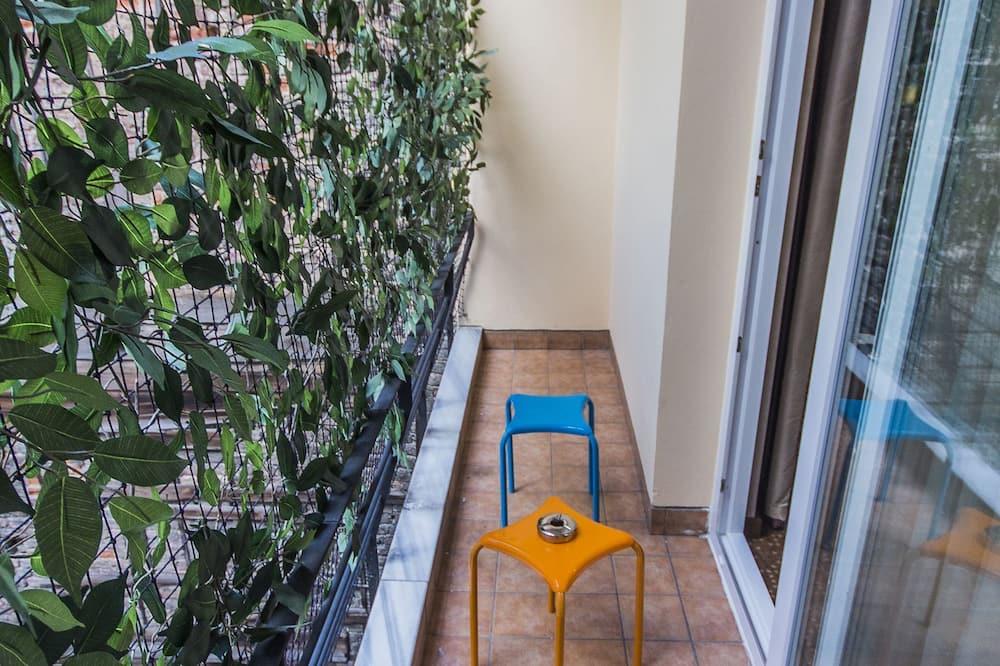 Apartament typu Royal Suite, przystosowanie dla niepełnosprawnych - Balkon
