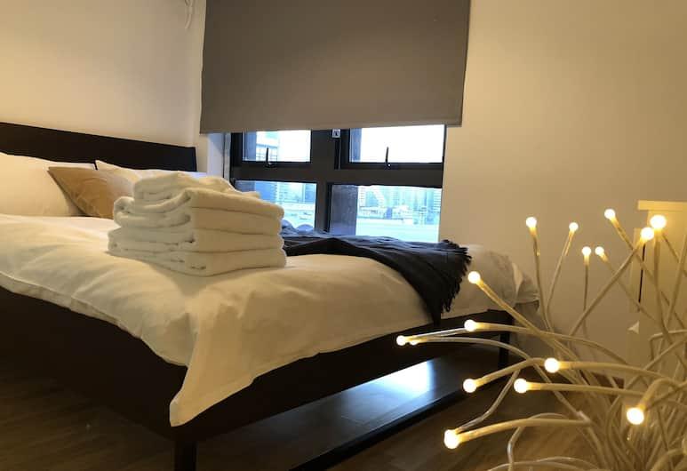 Henry's Apartment- Executive 717, Shanghai, Lägenhet - 3 sovrum - icke-rökare, Gästrum