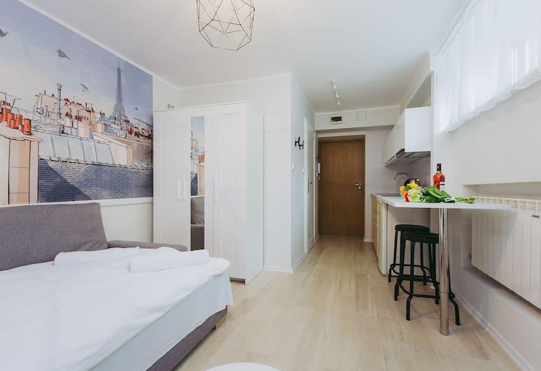 ShortStayPoland Grottgera (B62), Varšava, Apartmán, nefajčiarska izba, Obývacie priestory
