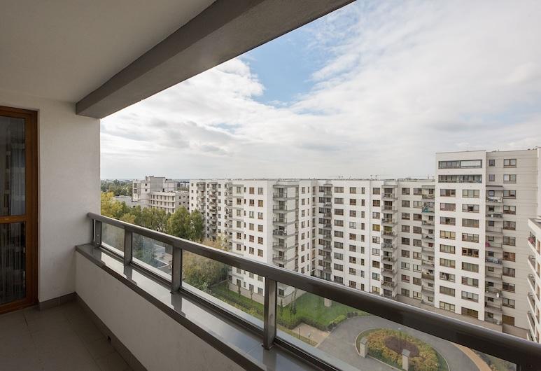 ShortStayPoland Krakowska (B65), Βαρσοβία, Διαμέρισμα, Περισσότερα από 1 Κρεβάτια, Μη Καπνιστών, Θέα στην Αυλή, Μπαλκόνι