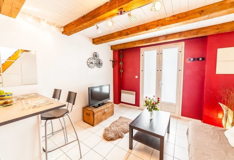 Charmant duplex au calme Montpellier, Montpellier, Apartment, Wohnzimmer