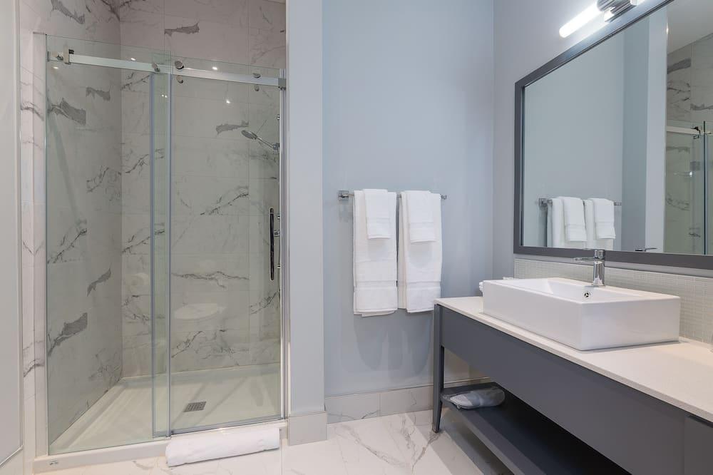 Pokoj typu Comfort, dvojlůžko (180 cm), nekuřácký - Koupelna