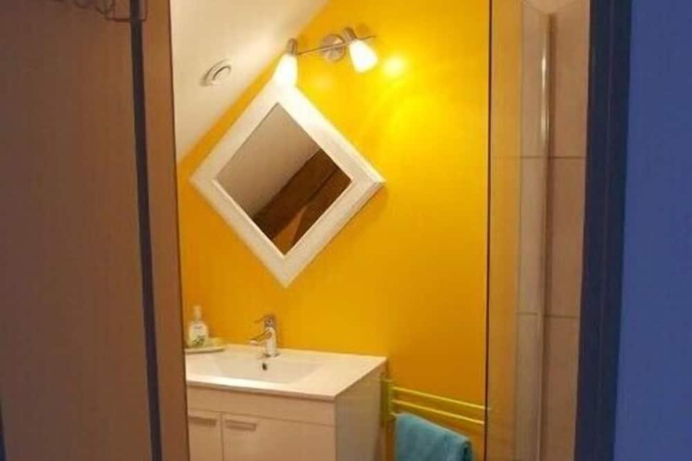 Værelse til 3 personer (La Boiserie) - Badeværelse