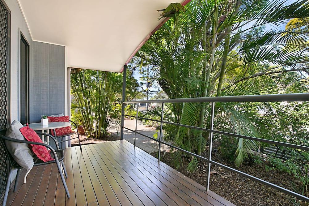 Two Bedroom Villa - Balcony