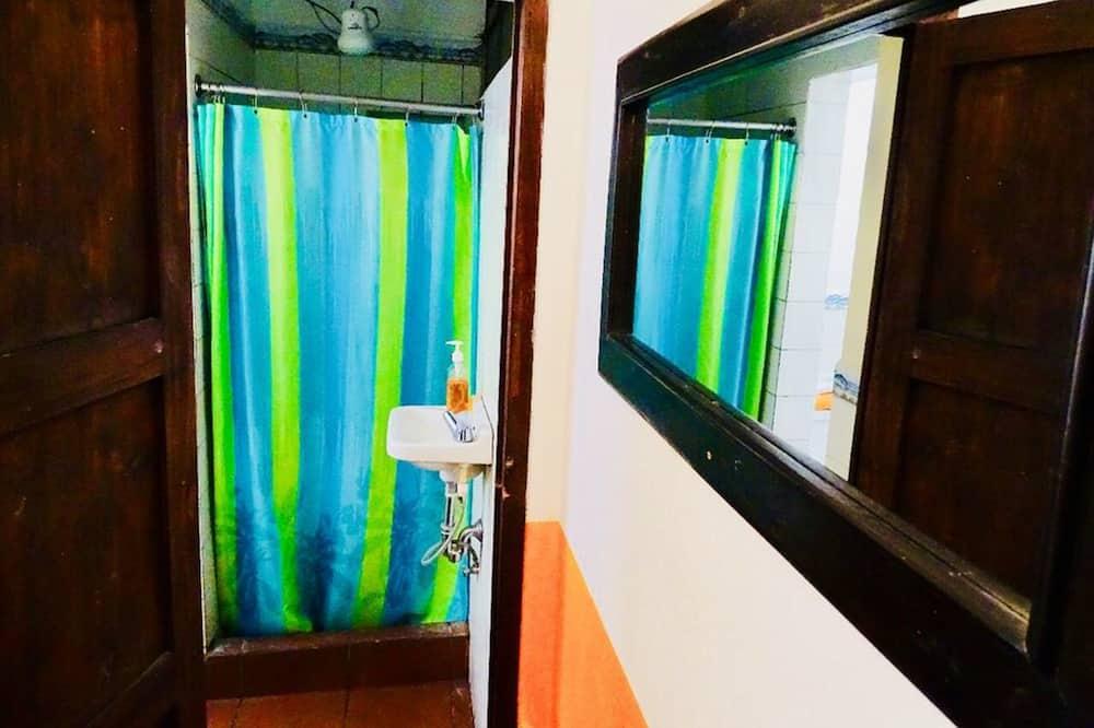 Liukso klasės dvivietis kambarys, 1 standartinė dvigulė lova, Nerūkantiesiems - Vonios kambarys