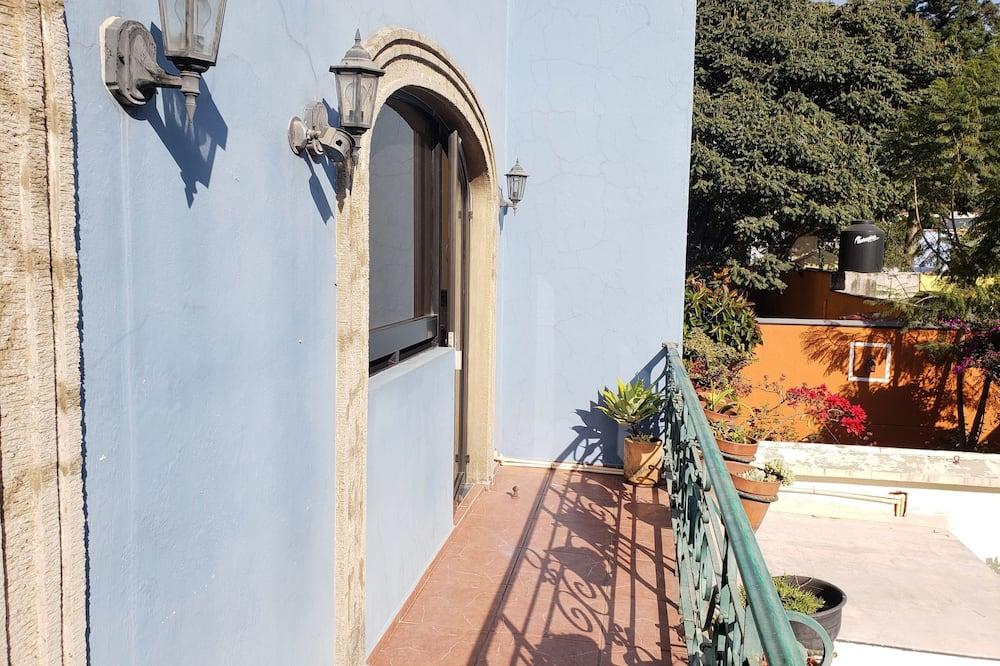 Comfort Σουίτα, 1 Διπλό Κρεβάτι, Μη Καπνιστών (Piquín) - Μπαλκόνι