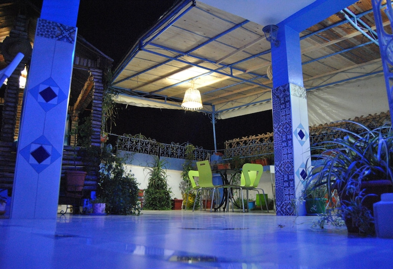 Casa La Hiba, Chefchaouen, Terrasse/veranda