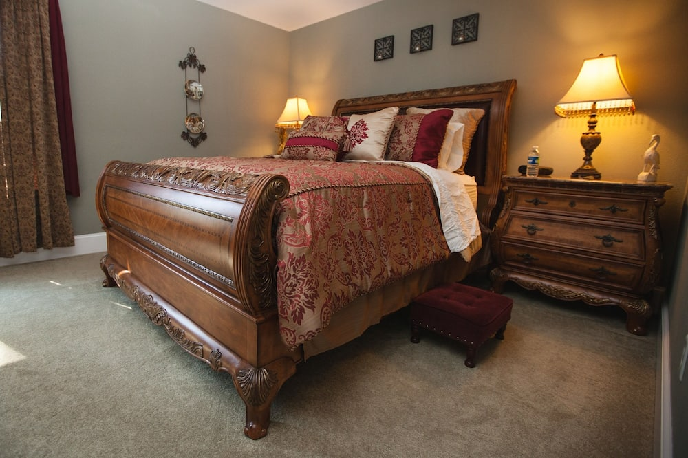 Standard Τετράκλινο Δωμάτιο, Μπάνιο στο δωμάτιο (Roosevelt Retreat) - Δωμάτιο επισκεπτών