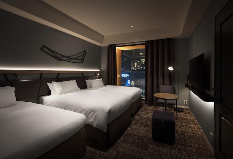 โรงแรมเนสต์ โอซาก้าอูเมดะ, โอซาก้า, ห้องทริปเปิล, ห้องพัก