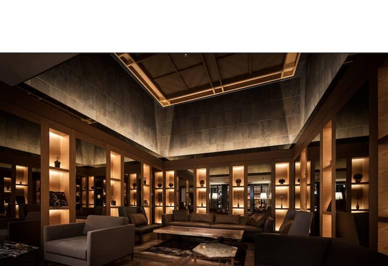 BESPOKE HOTEL Shinjuku, Tokyo, Lobby