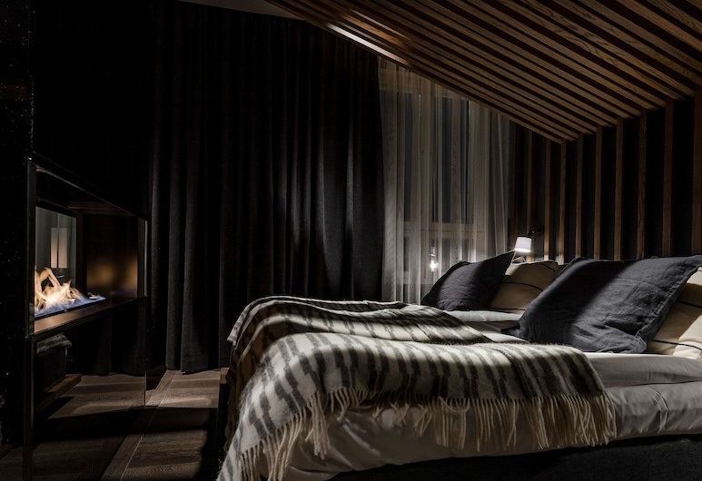 HAAWE Boutique Apart Hotel, Rovaniemi, Laavu [The Lean-To], Guest Room