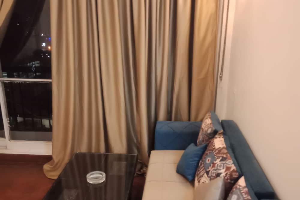 Classic Room, Shared Bathroom - Living Area