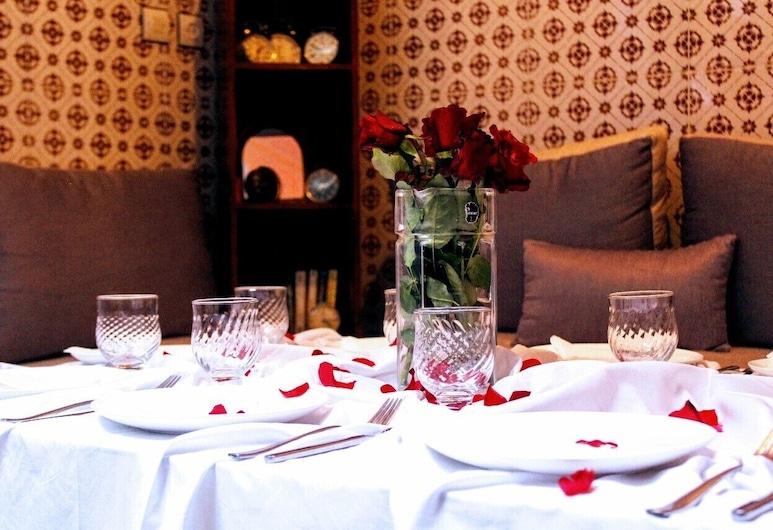 Hostel Dream Belko, Marrakech, Classic-værelse - mænd/kvinder - handicapvenligt - byudsigt, Stue