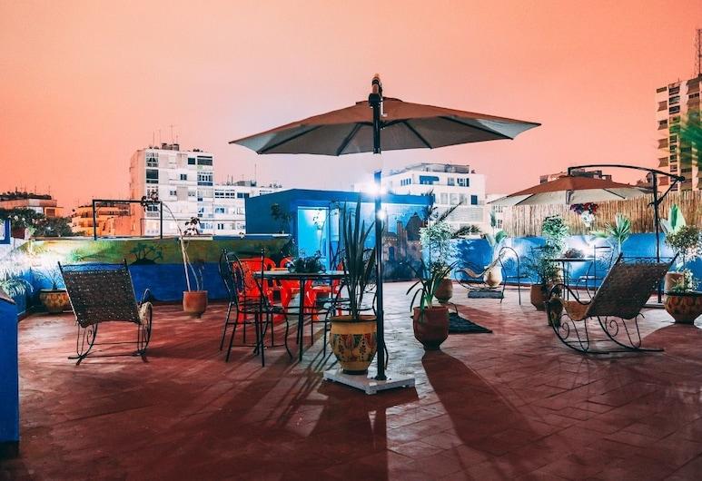 Dar Eljouhari, Rabat, Terrasse/Patio