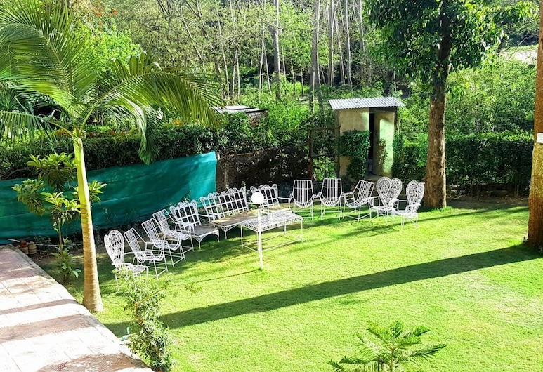 My Heaven Guest House, Islamabad, Hotelgelände