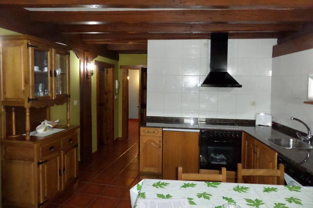 Lägenhet - 2 sovrum (A) - Badrum