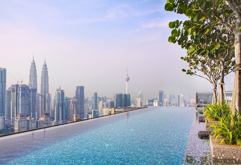 Expressionz Professional Suites by Luxurious Lifestyle Living, Kuala Lumpur, Infinity Pool
