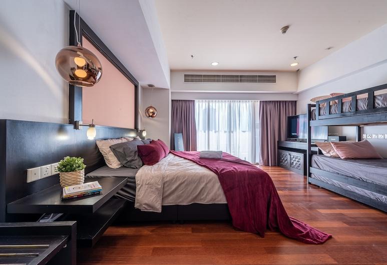 Sunway Resort Suite @ Lagoon & Pyramid, Petaling Jaya
