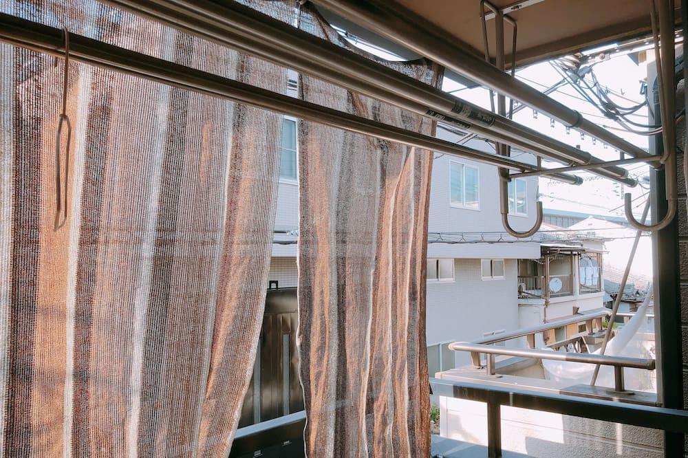 Māja, divas guļamistabas - Balkons
