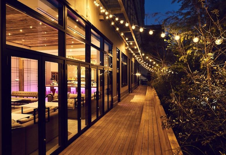hotel it. osaka shinmachi, Osaka, Terrasse/veranda