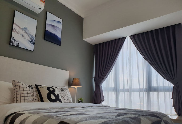 Dreamscape Inn @ R&F Princess Cove, Johor Bahru, Deluxe Double Room, Multiple Beds, Non Smoking, Guest Room