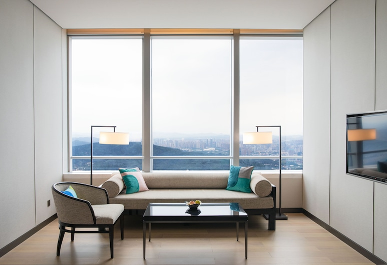 Niccolo Changsha, Changsha, Deluxe-Zweibettzimmer, Stadtblick, Zimmer