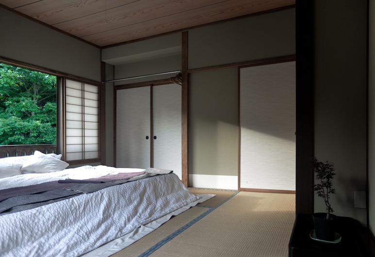 A.I.R. Myoko, מיוקו, סוויטה משפחתית, חדר אורחים