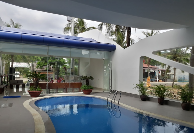 Damina Boutique Hotel - Hostel, Phan Thiet, Indoor/Outdoor Pool