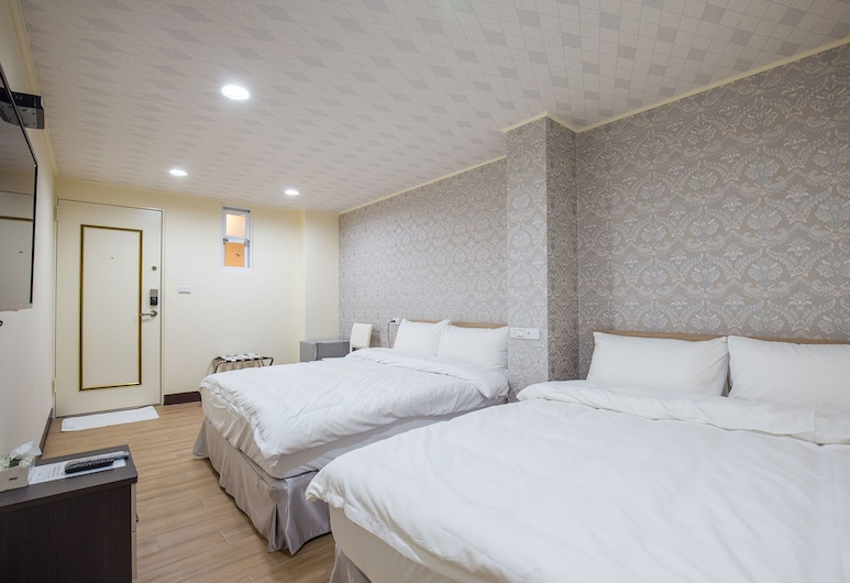 starlight175, Tainan, Standard Quadruple Room, 2 Double Beds, Non Smoking, Guest Room