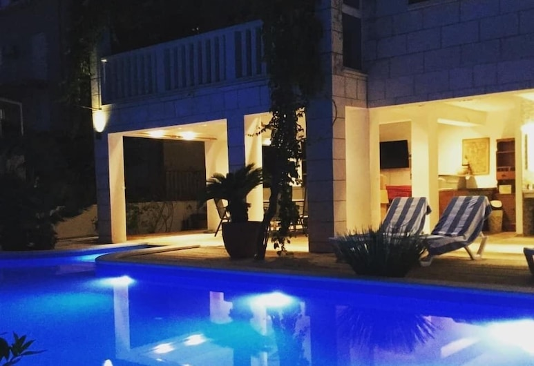 Luigi apartments, Dubrovnik, Bazen