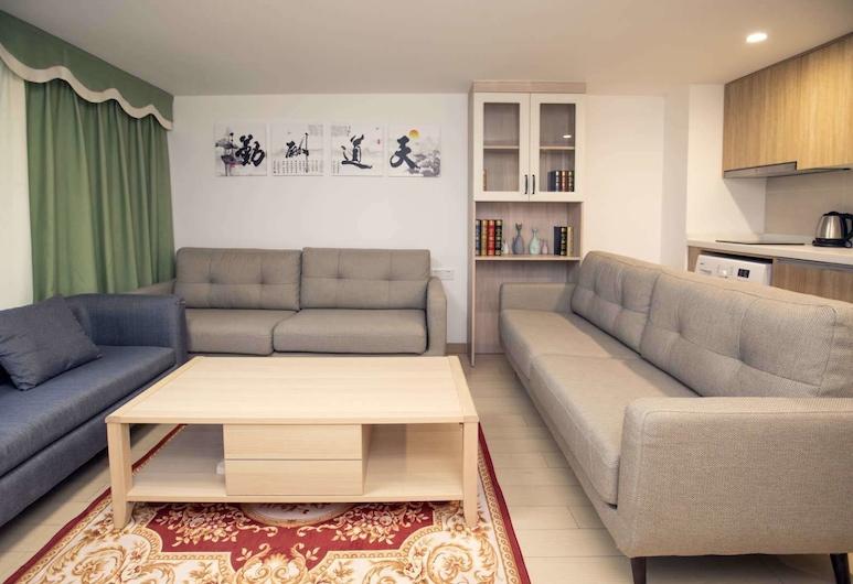 Tengsen Apartment Wanke Yuncheng Branch, Guangzhou, Business Suite, Room