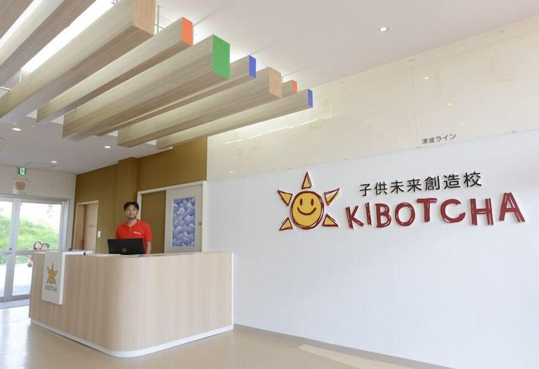 Kibotcha - Hostel, Higashimatsushima, Recepcia