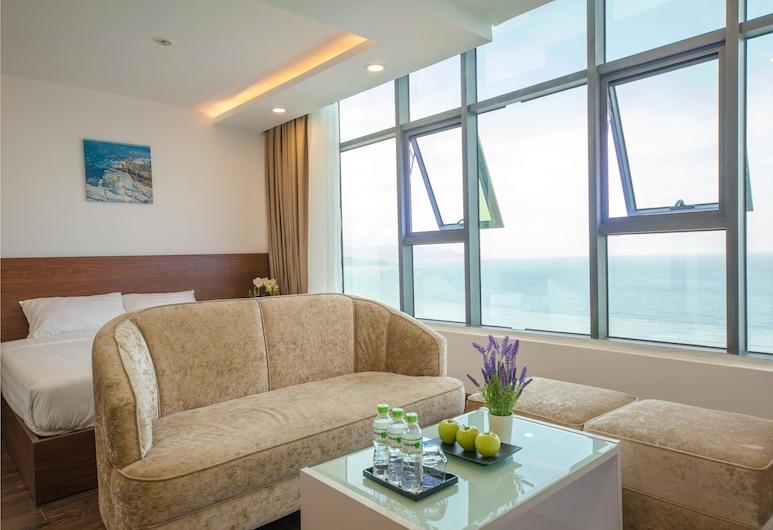 Phantasia Apartments Nha Trang, Nha Trang, Seniorihuoneisto, 1 makuuhuone, Merinäköala, Merinäköala, Huone