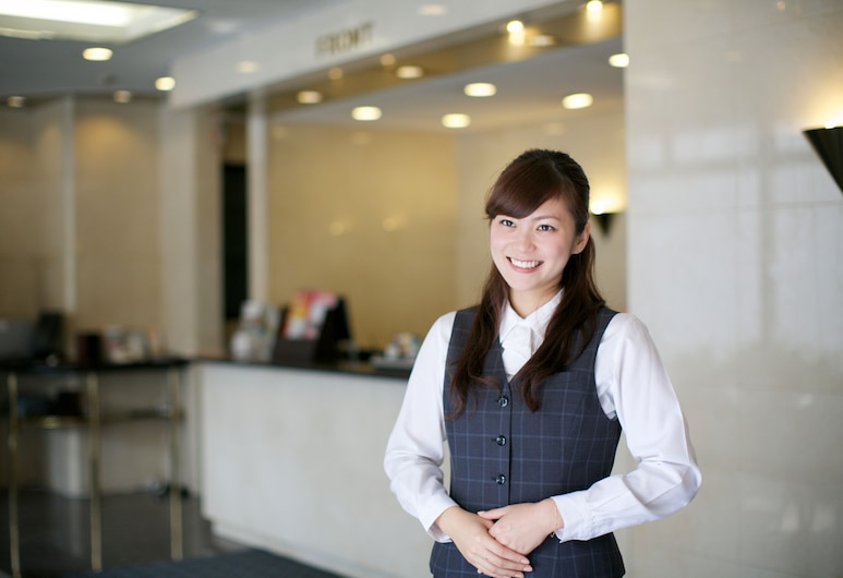 Hotel Pao, Hiroshima, Móttaka