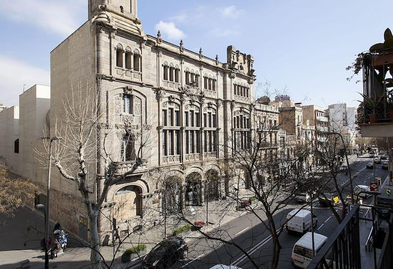 Habitat Apartments Plaza España, Barcelona, Utsikt från luften