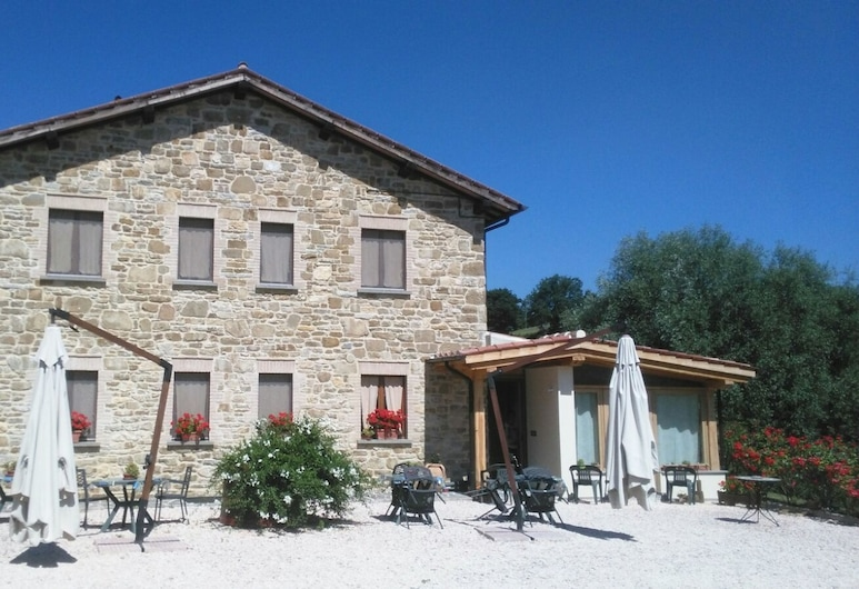 Bed and Breakfast Monticelli, Gubbio