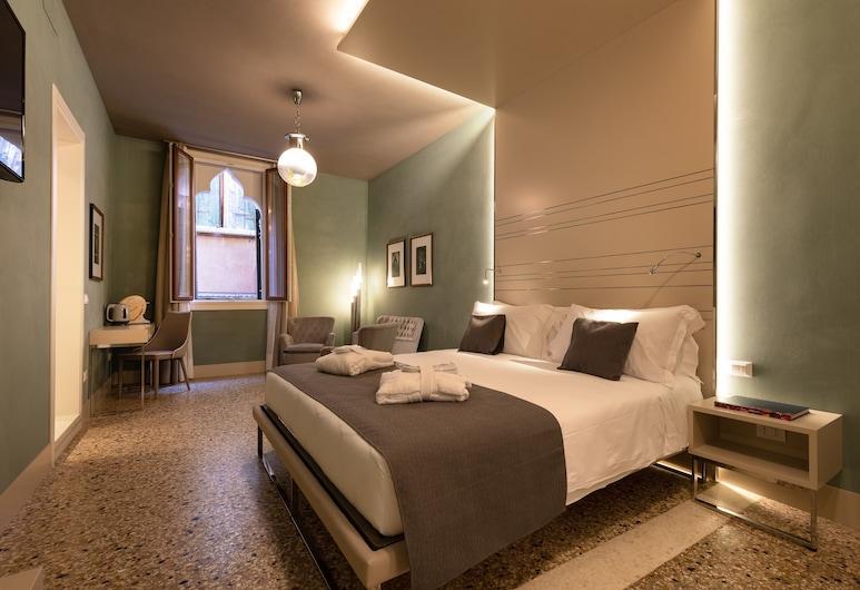 Liassidi Arco, ונציה, סוויטת ג'וניור, חדר אורחים