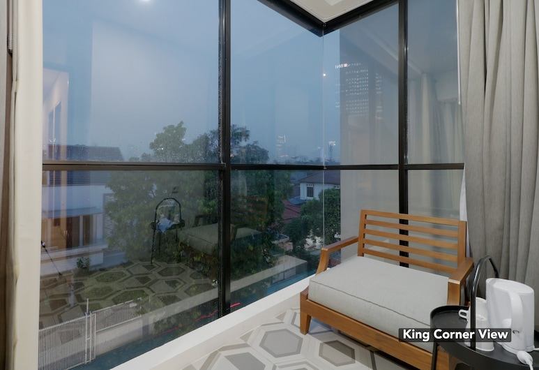 Casa Living Senayan, Jakarta, Szoba, 1 king (extra méretű) franciaágy, Vendégszoba