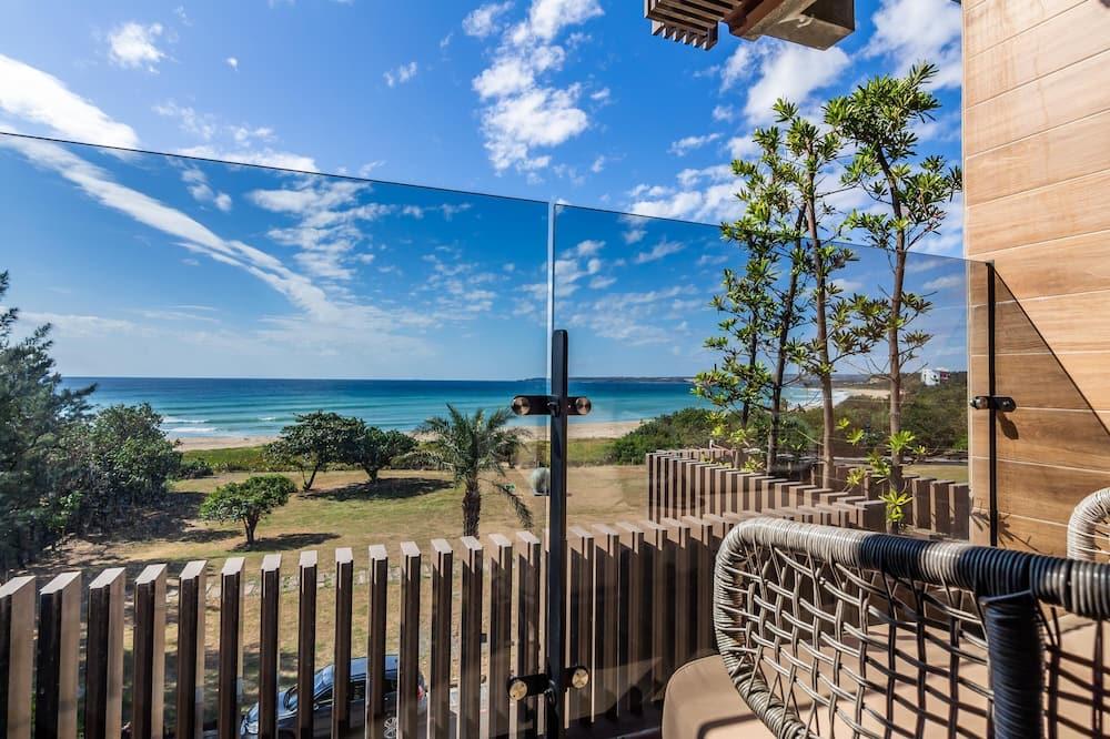 Elite Double Room, Bathtub, Sea View - Balcony View