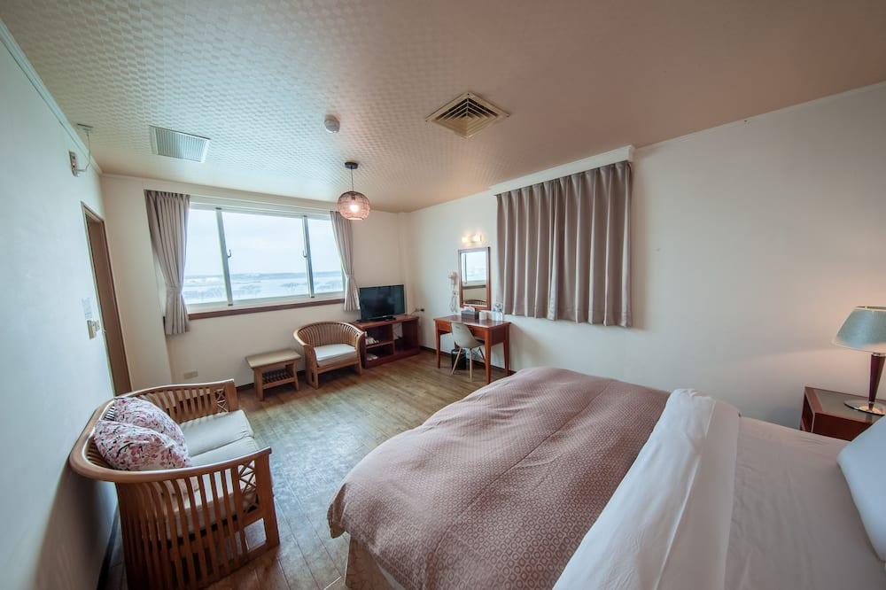 奢華雙人房, 1 張標準雙人床, 非吸煙房 - 浴室