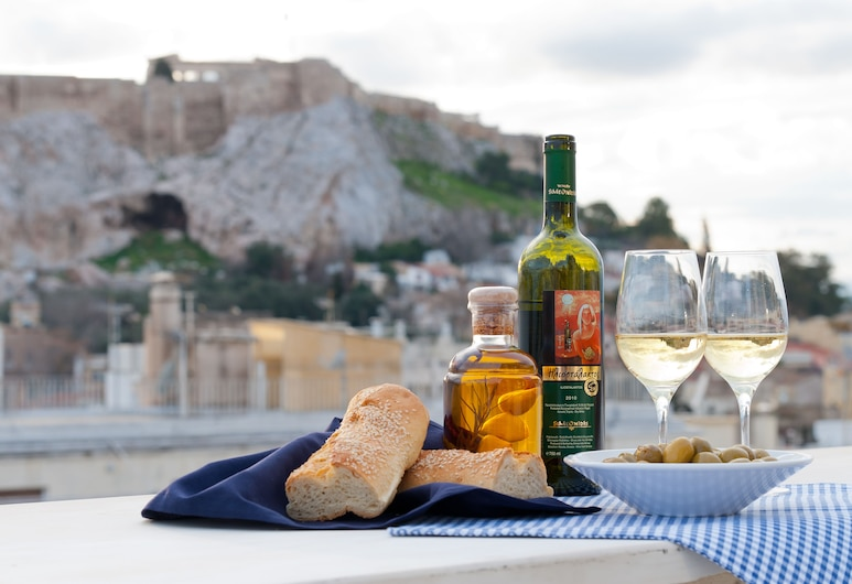 Hapimag Resort Athens, Atenas, Deque