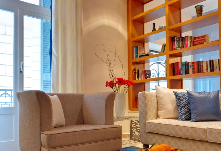 Hapimag Resort Athens, Atenas, Sala de Estar do Lobby