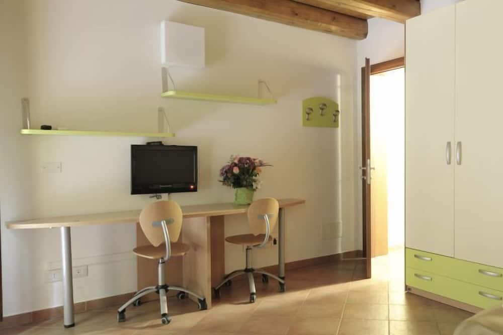 Pokoj se dvěma jednolůžky, 2 jednolůžka - Obývací prostor