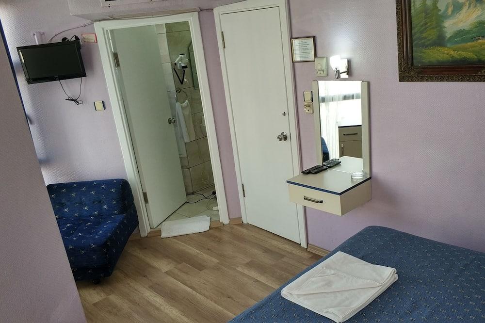 Tek Büyük Yataklı Oda - Oturma Alanı