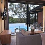 頂級別墅, 泳池景 - 客廳