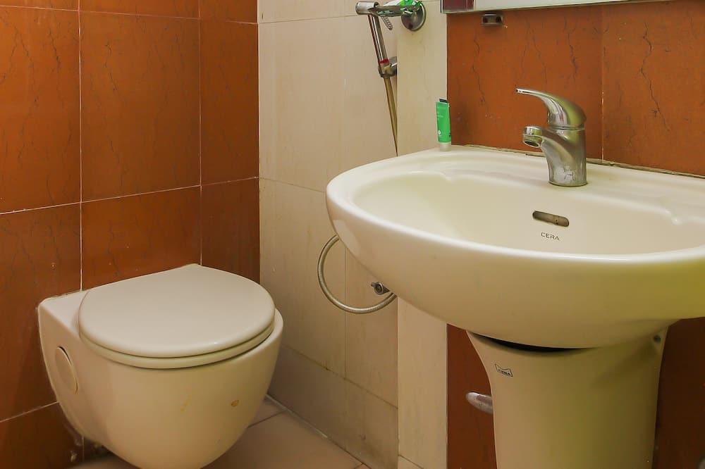 標準客房, 非吸煙房, 城市景 - 浴室