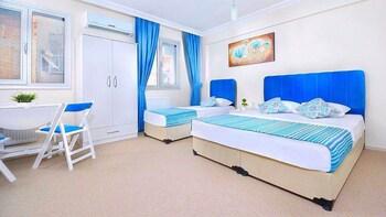 伊士麥藍寶石住宅酒店的圖片