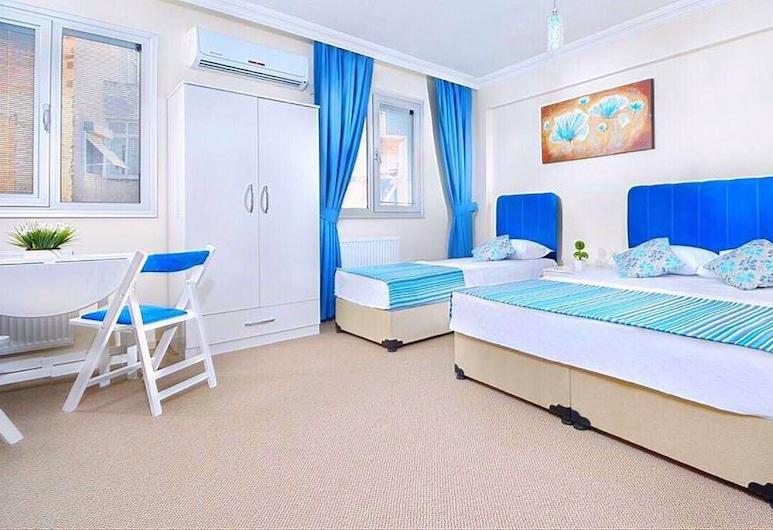 藍寶石住宅酒店, 伊士麥, 開放式客房, 客房
