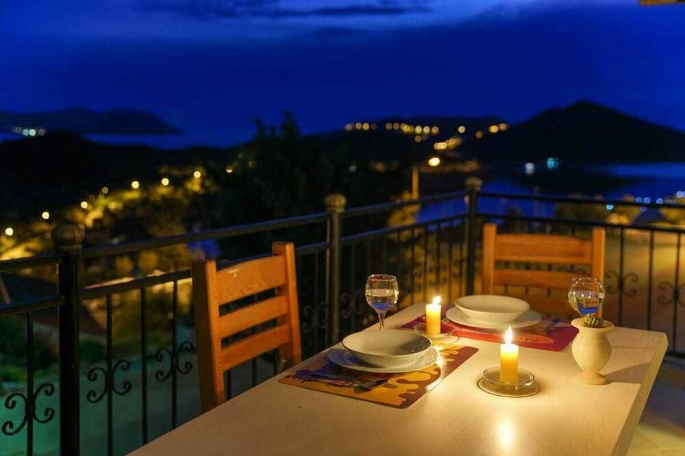 Apartment, 2Schlafzimmer, Balkon - Balkon